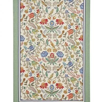 Ulster Weavers Arts & Crafts Linen Tea Towel
