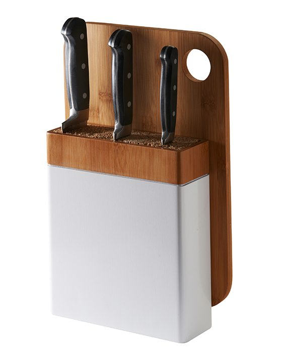 Typhoon Connect Knife Block and Chop Board