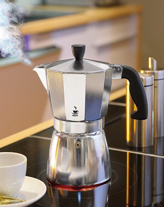 GEFU Lucino Espresso Maker 6 cups