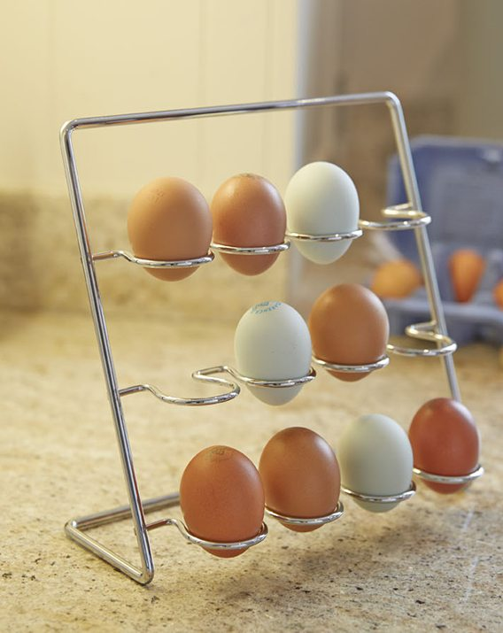 Hahn Pisa 12 Egg Rack Chrome