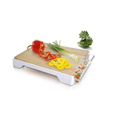Vacu Vin Cutting Board & Tray