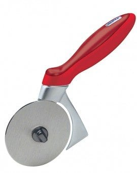 Zyliss Red Pizza and Pastry Cutter