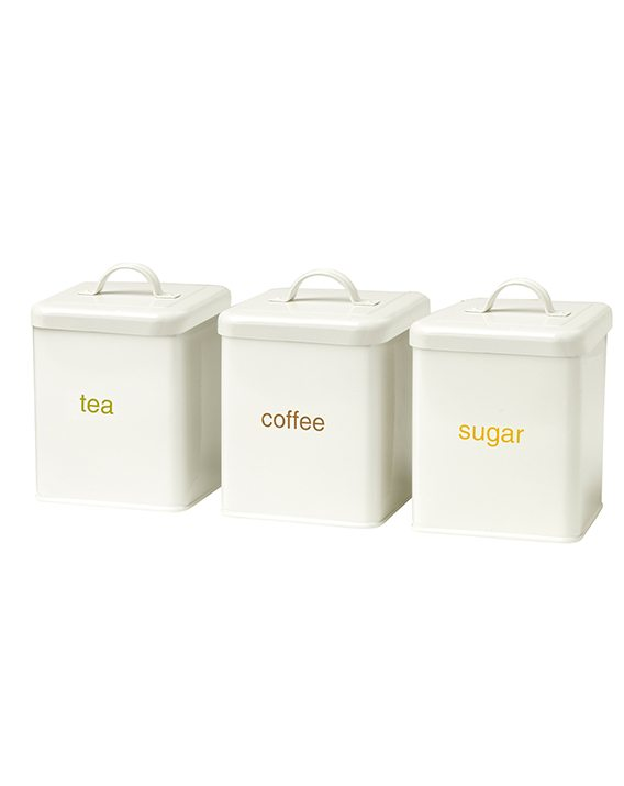 Tea Coffee Sugar