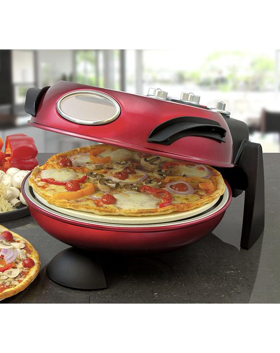 SMART Rotating Stone Baked Pizza Maker