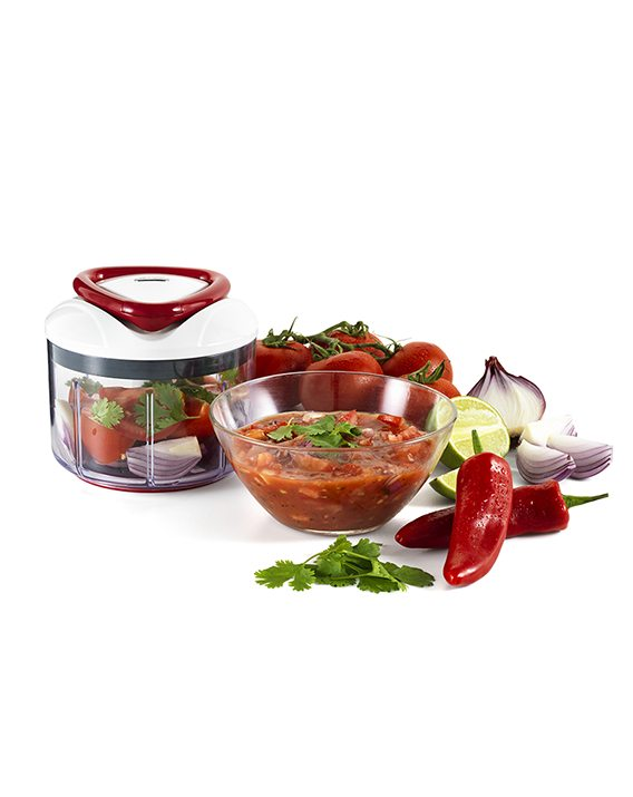 Zyliss EasyPull Food Processor.