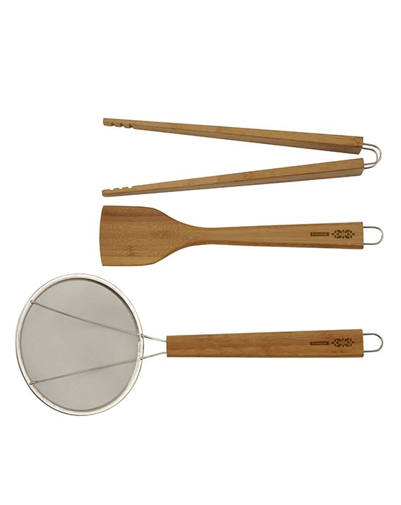 Typhoon Lotus Bamboo Utensil Set 1400.941