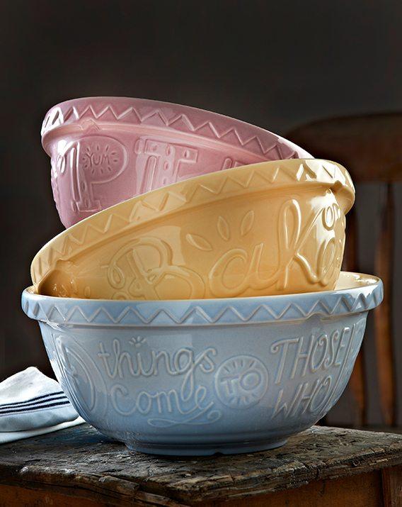 Mason Cash Pudding Basins