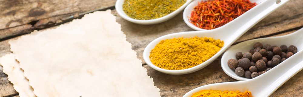 Spice up your kitchen: 5 Herbs and Spices your cupboards should never be without!