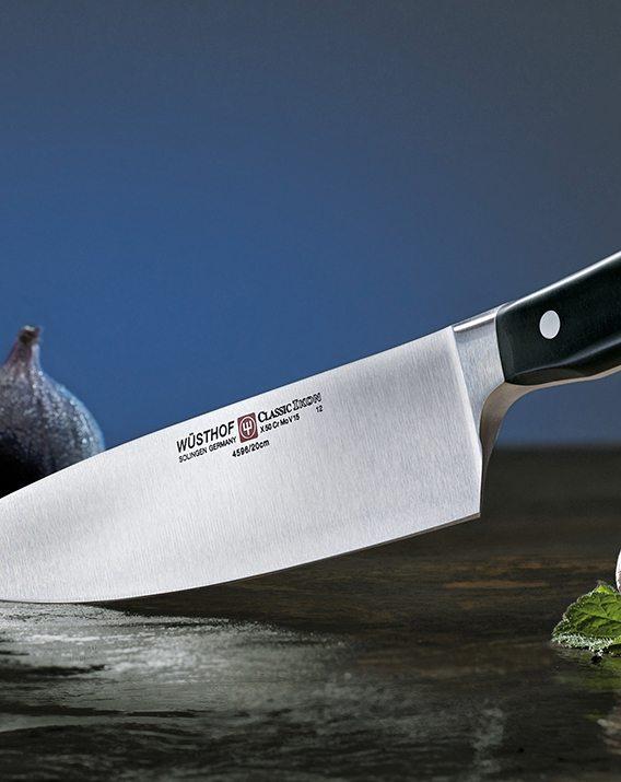 "Wüsthof Classic IKON Cook's Knife 16cm (6"")"